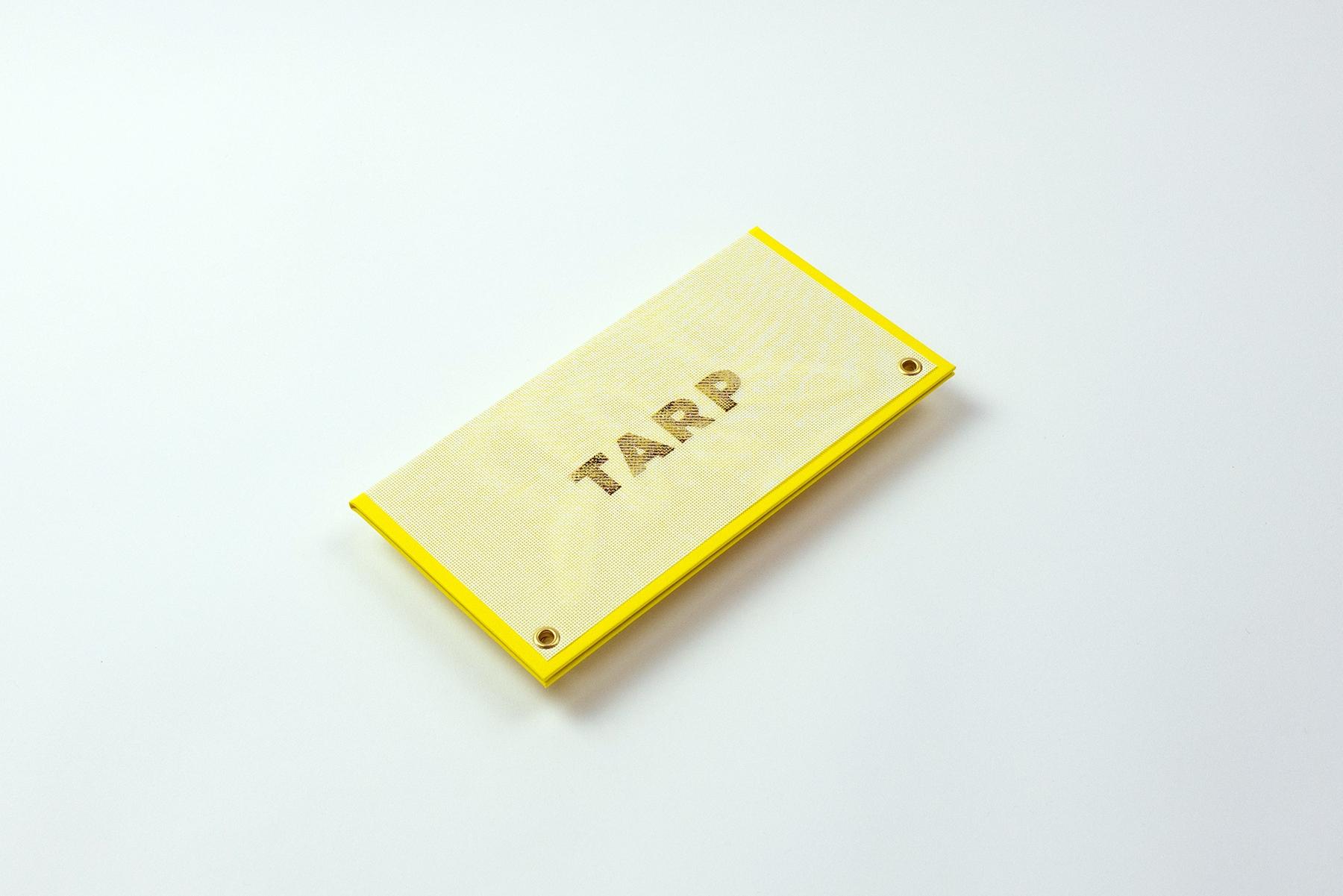 tarp-yellow